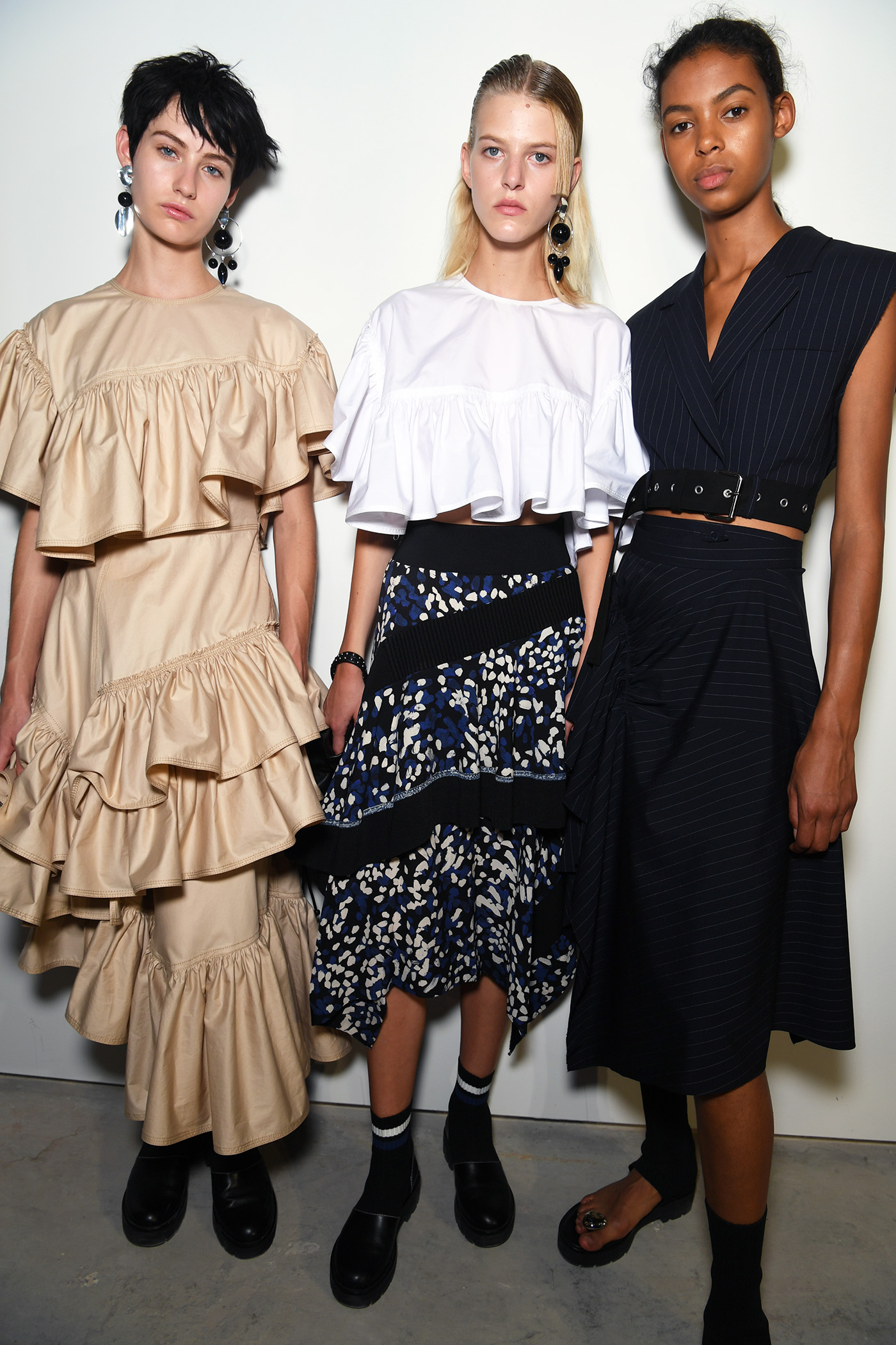 To acquire Beauty backstage 3 1 phillip lim spring picture trends