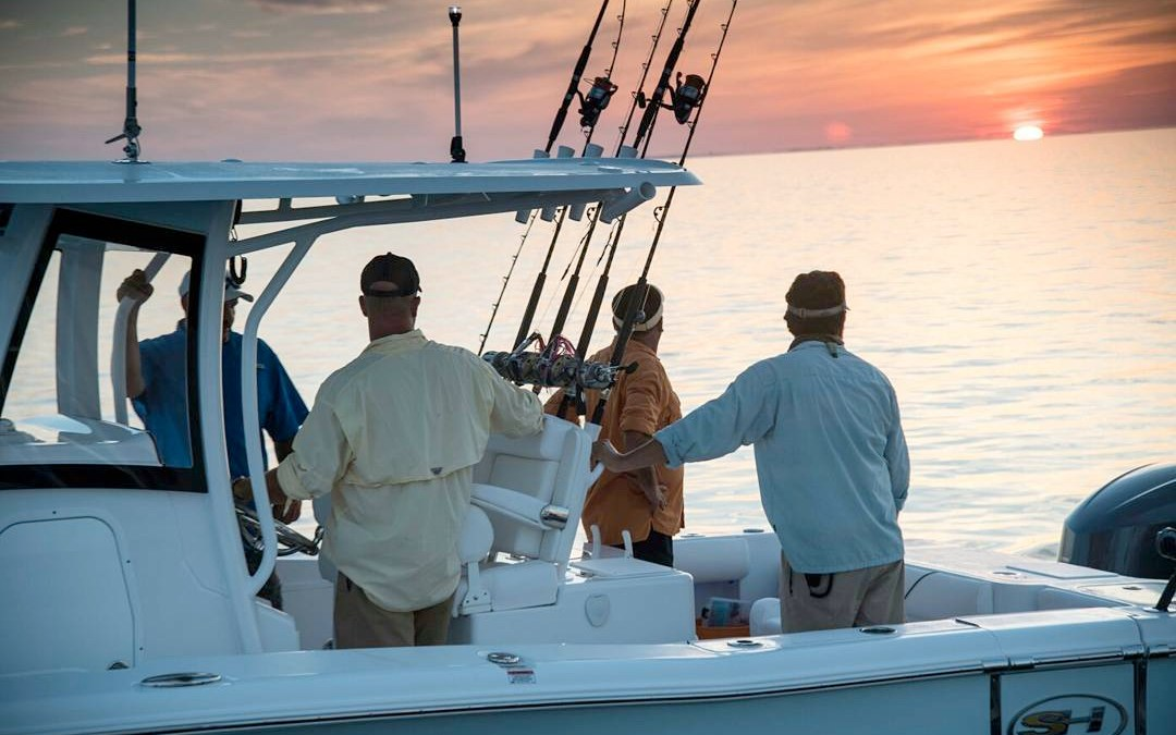 Why We Love Boating!