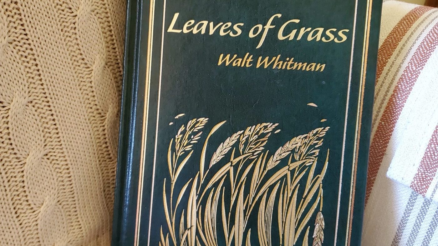 Book Cover: Leaves of Grass