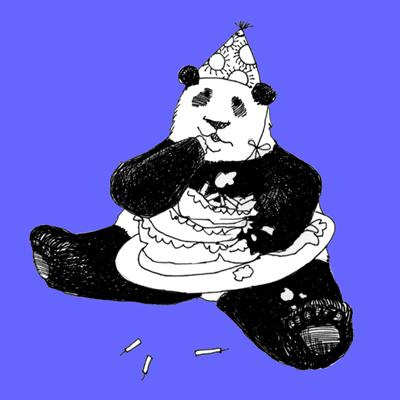 If it's my birthdaycseason, there must be cake!