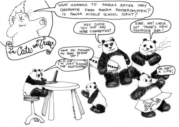 Panda middle school!