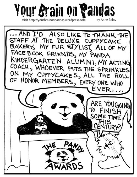 The Pandy Awards