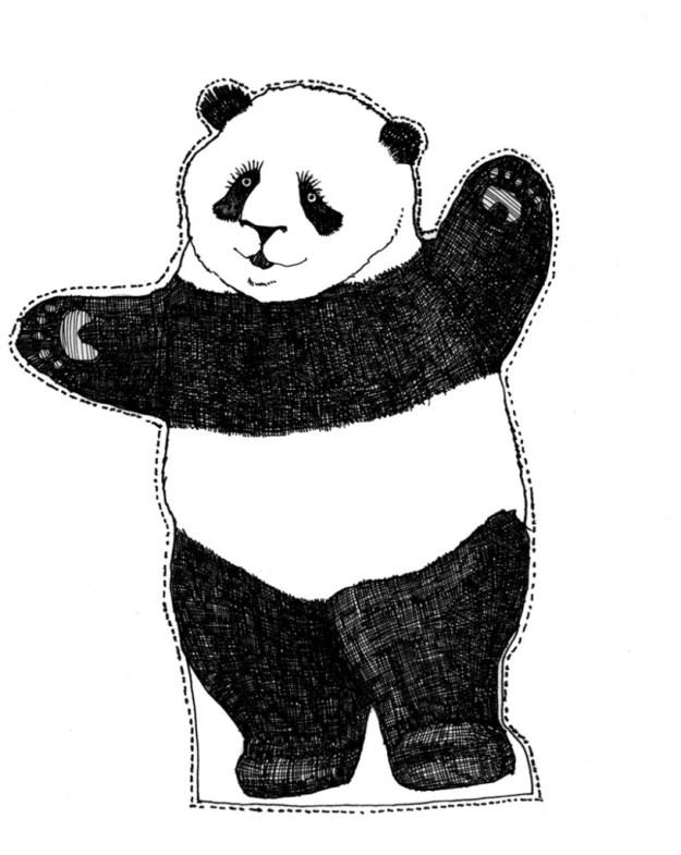 The very Babette de Panda