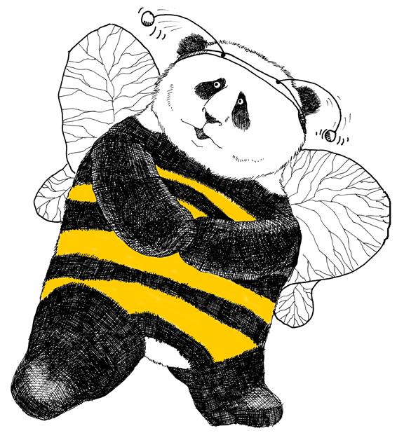 Bee, the Bear
