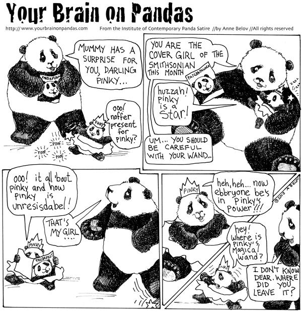 Bao Bao, Smithsonian Magazine cover