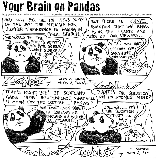 If pandas don't ask this question, who will?