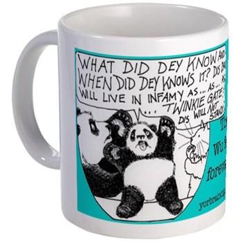 The Wu self(i.e.) mug!