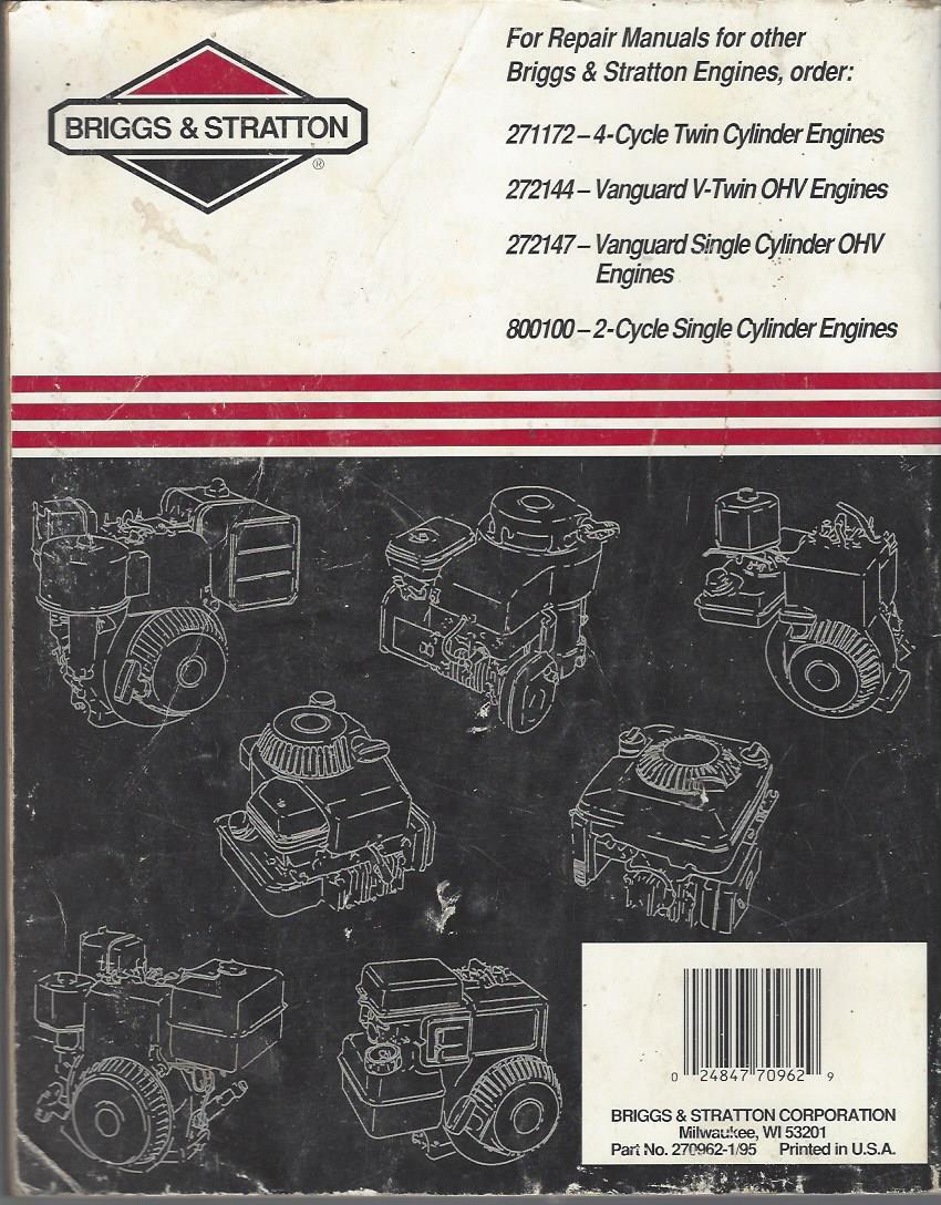 ... Array - briggs u0026 stratton repair manual 4 cycle engines your cash  exchange rh yourcashexchange com