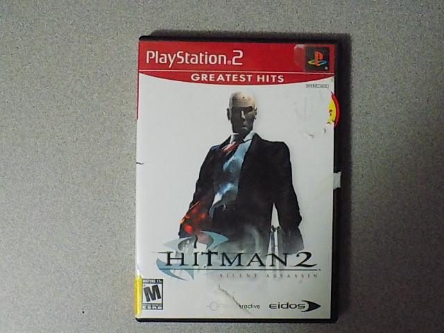 Hitman 2 Silent Assassin Greatest Hits Playstation 2 2003 Your