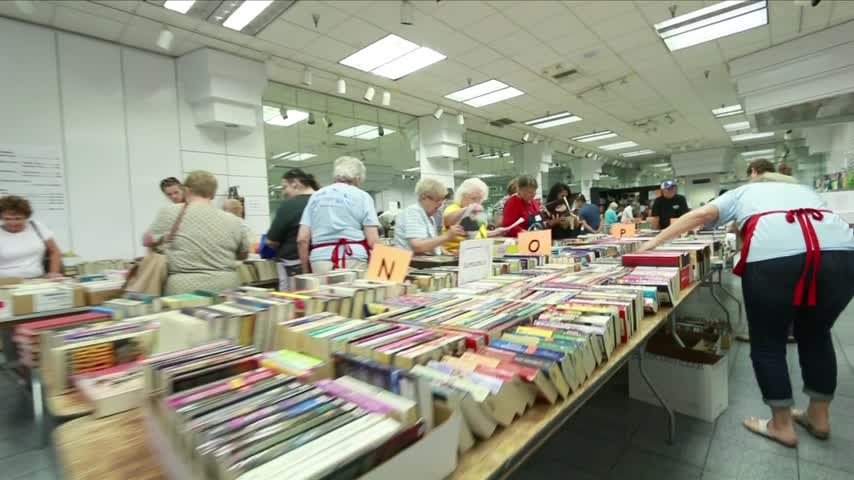 KSEE24 Book Drive - Sale is back_20160808144001