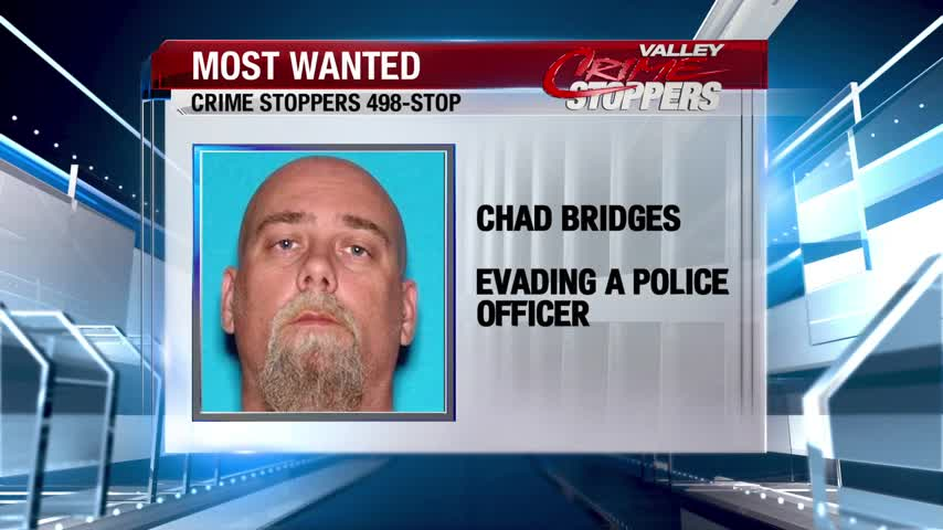 Crime Stoppers Most Wanted- Chad Bridges_23305198