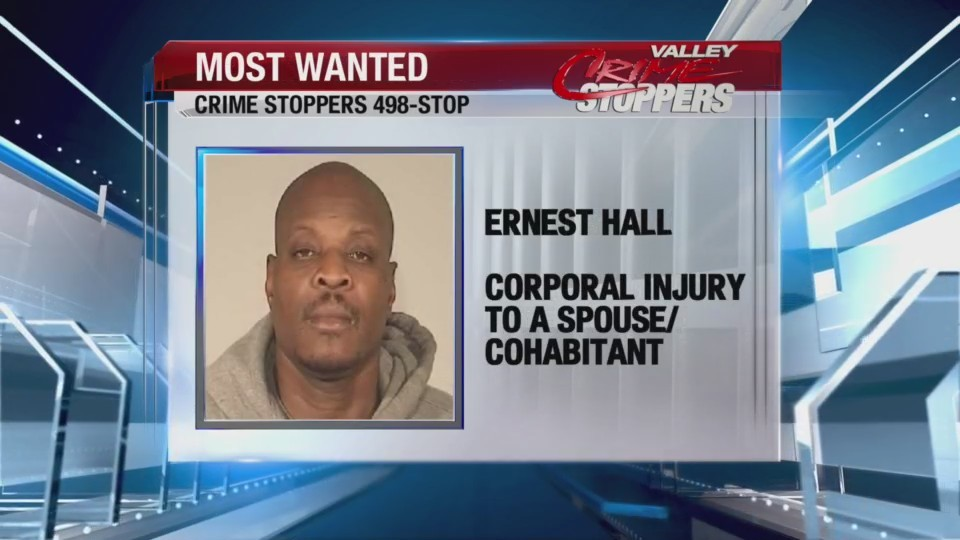 Crime Stoppers Most Wanted: Ernest Hall