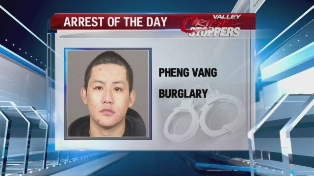 Crime Stoppers Most Wanted; Pheng Vang