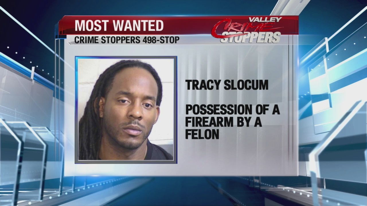 Crime Stoppers Most Wanted: Tracy Slocum