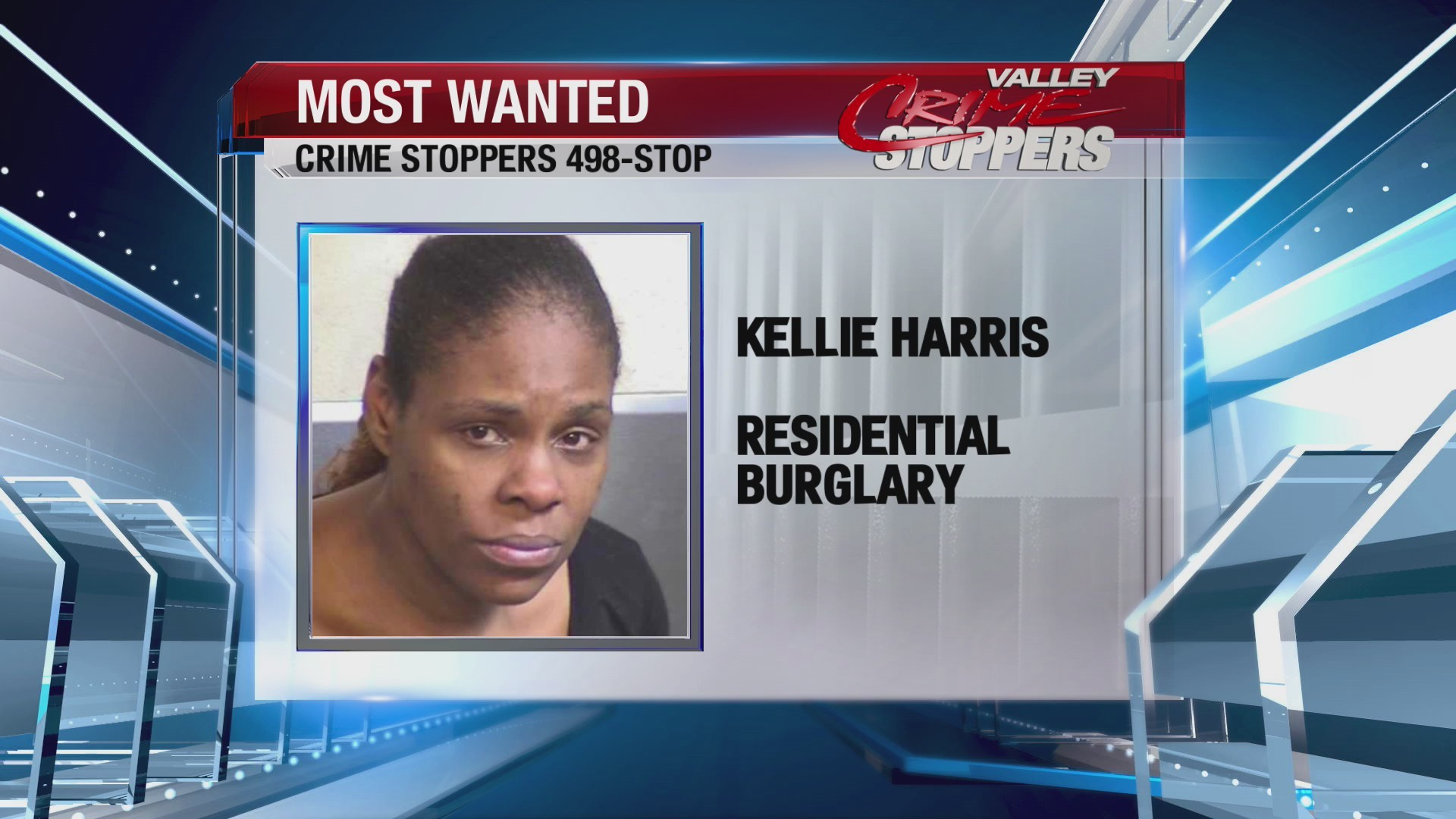 Crime Stoppers Most Wanted: Kellie Harris