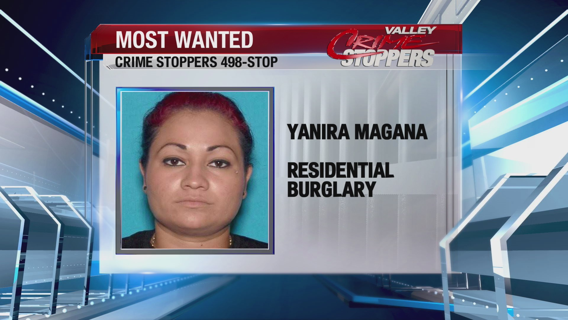 Crime Stoppers Most Wanted: Yanira Magana