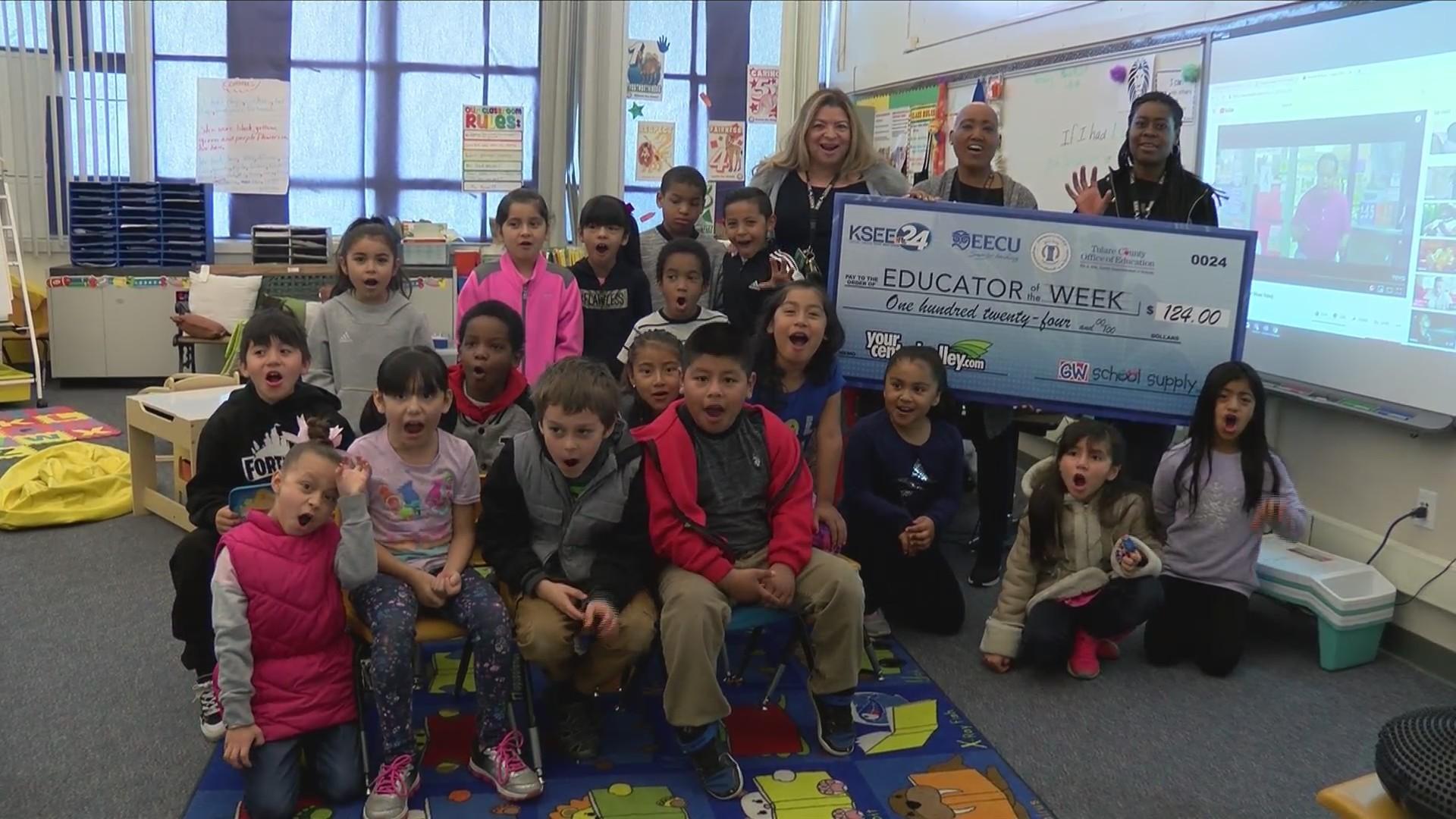 Educator of the Week