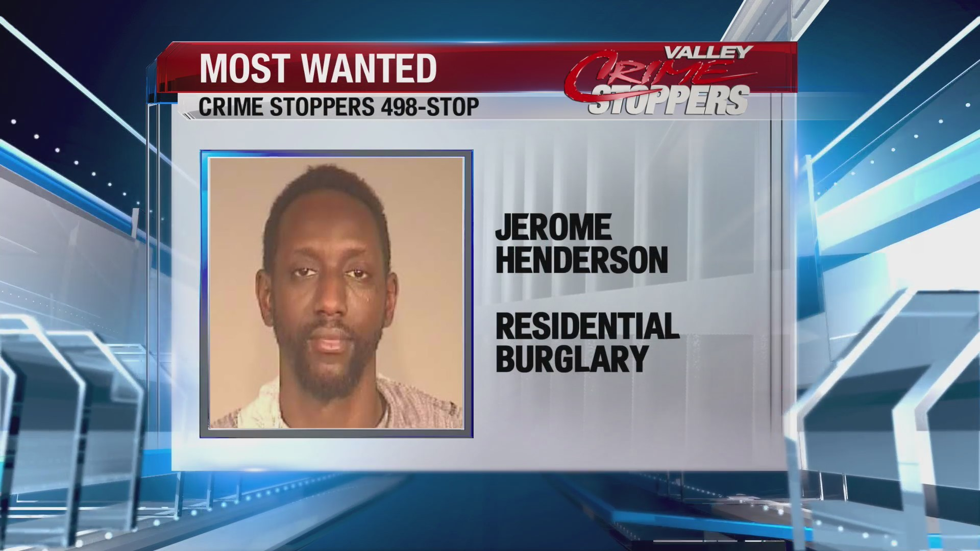 Crime Stoppers Most Wanted: Jerome Henderson