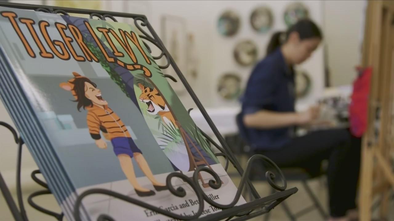 Inspiring the Valley: How a Clovis teacher and student raise the spirits of kids will illnesses