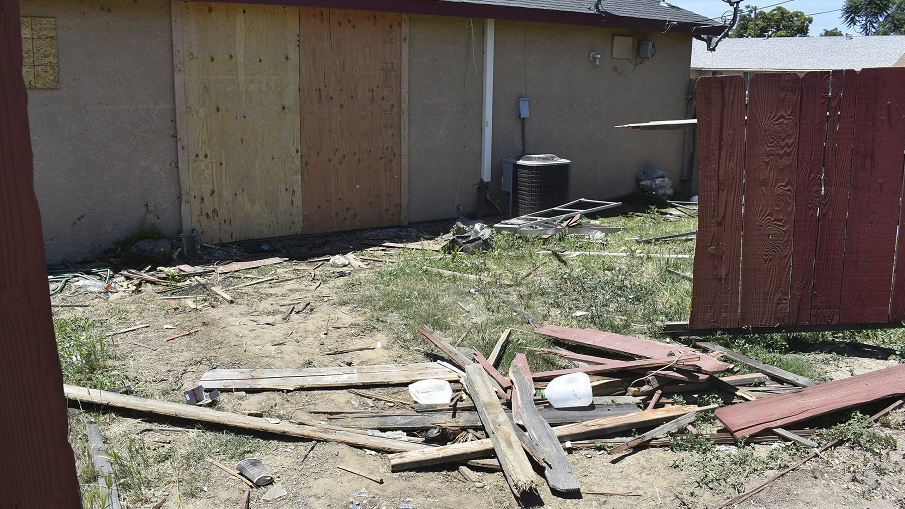 Woman, 2 girls killed after SUV crashes into California home_1560206334138.jpg.jpg
