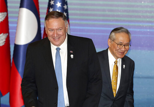 Mike Pompeo, Don Pramudwinai