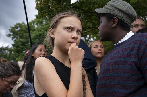 Greta Thunberg, JSA