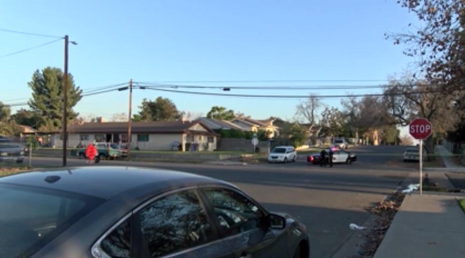 Shooting on Mayor and Kern Street in Fresno