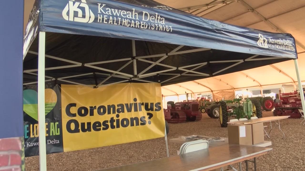 World Ag Expo taking precautions as coronavirus cases rise worldwide.
