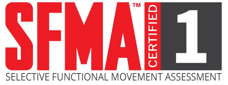 Dr. Manison is now Selective Functional Movement Assessment (SFMA) Certified