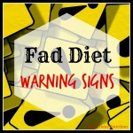 Fad Diet Warning Signs