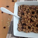 Lactation Boosting Oatmeal Raisin Cookie Oatmeal