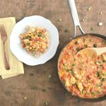 Chicken and Corn Curry
