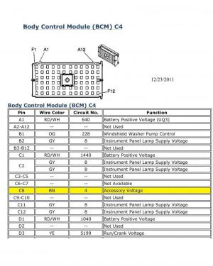 Getting a ACC Power Source  Chevy Cobalt Forum  Cobalt Reviews  Cobalt SS  Cobalt Parts