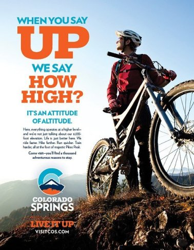 Live it Up Colorado Springs, colorado