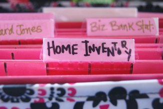 Home Inventory File