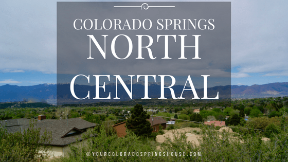 NorthCentral Colorado Springs Neighborhoods