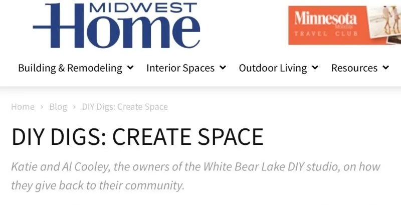 Midwest Home Feature Article