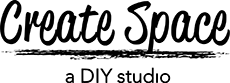 Create Space | a DIY studio Logo