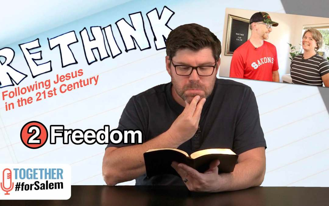 Rethink: Is Christianity supposed to be boring? (Ep 64)