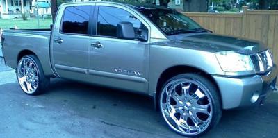 My 2006 Nissan Titan