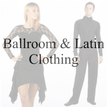 Ballroom & Latin Clothing