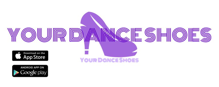 your dance shoes logo
