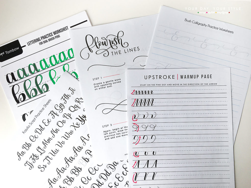 Hand Lettering For Beginners How And What You Need To Get