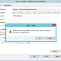 How to Enable DNS Logging and Diagnostics in Windows Server 2012 R2