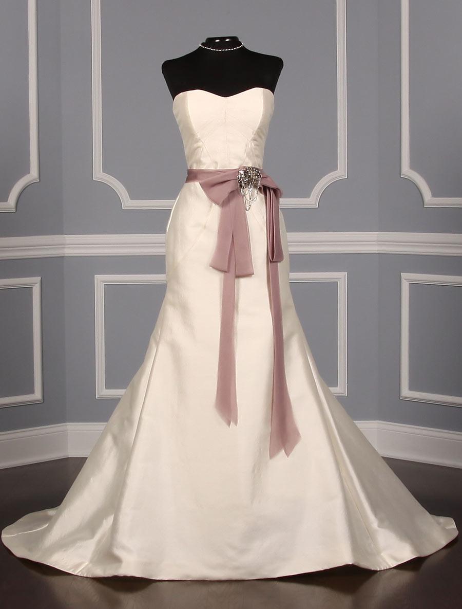 Monique Lhuillier Marcella Bridal Sash On Sale Your