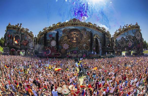 Tomorrowland 2014 Weekend 2 Live Stream: Day 3 | Your EDM