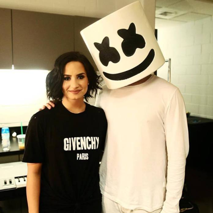 "New Marshmello x Demi Lovato Song ""Love Don't Let Me Go"" Expected Soon  [DETAILS] 