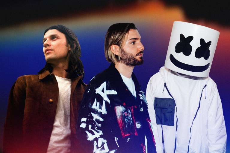"""Alesso Drops Energetic VIP Of """"Chasing Stars"""" With Marshmello & James Bay [LISTEN]"""