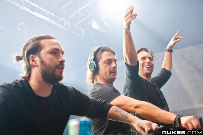 Tomorrowland presents 'The History of Swedish House Mafia' on One World Radio