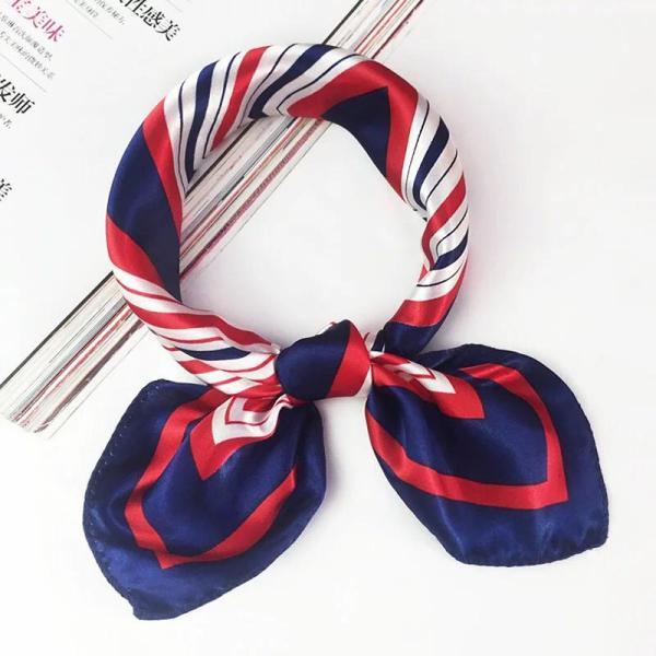 foulard femme en soie